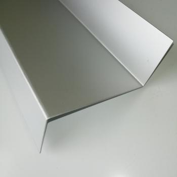sg designbleche gmbh onlineshop z profil aus aluminium silber natur eloxiert 1 5mm stark. Black Bedroom Furniture Sets. Home Design Ideas