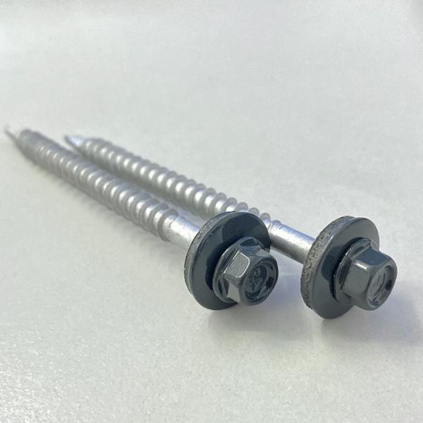 Schraubgewindeeinsatz 20 st/ücke Durable Edelstahl SUS303 Selbstschneidende Schlitzschraube Gewindeeinsatz M8 x 15mm f/ür Zuhause Industrie